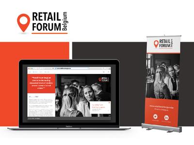 Rebranding | Retail Forum Belgium