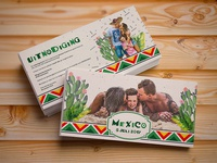 Mexican themed invitations