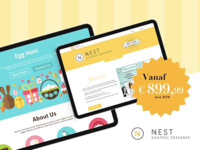 Webdesign Promotion
