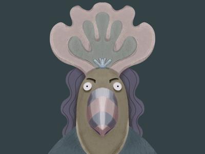 Angry Bird #1