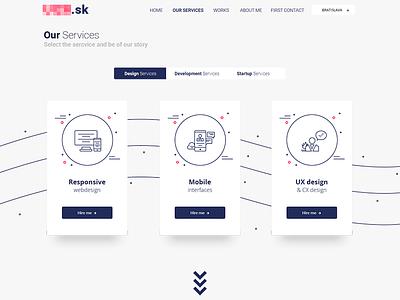 My Business Design Plans webpage web mobileapp ui plans services onepage ux design mobile webdesign landingpage
