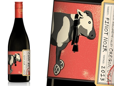 Cow Bell Wine