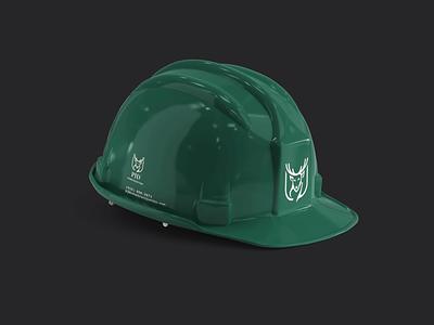 PJD Construction Inc. logo design branding