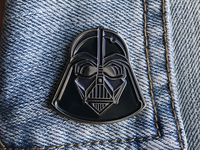 Darth Vader Soft Enamel Pin