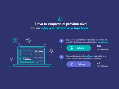 Service Actions  Section ux illustration ui vector design raylin uidesign adobexd