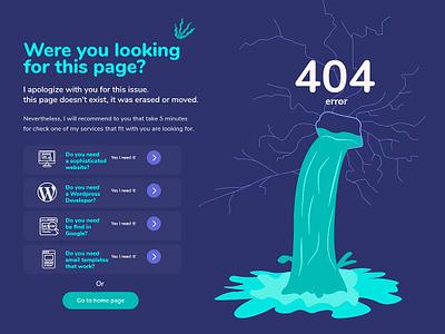 404 error page web developer web  design ux designer ux web ux  ui wordpres website 404 error 404 page 404