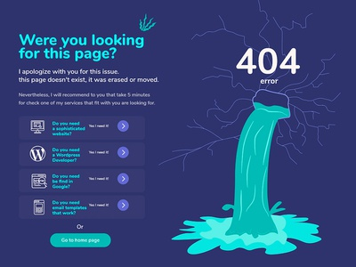 404 error page web developer web  design ux designer ux web ux  ui wordpres website 404 error 404 page 404