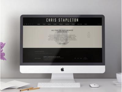 Landing Page landing page concept design