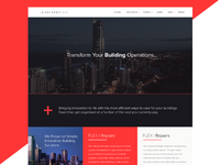 New Estate Webdesign