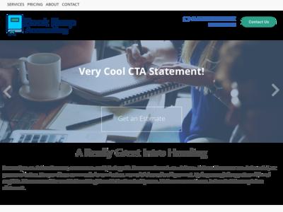 Book Keep Accounting website