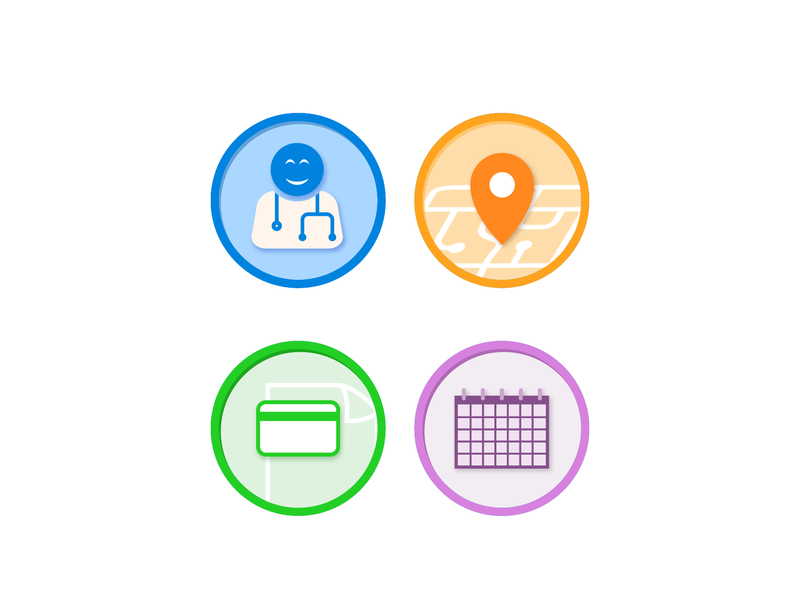 Medical Campaign Icons