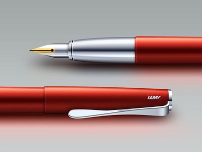 Lamy Studio Pro *Update 3-18 lamy studio pro pen fountain nib chrome