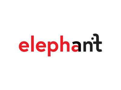 Expressive Type - Elephant