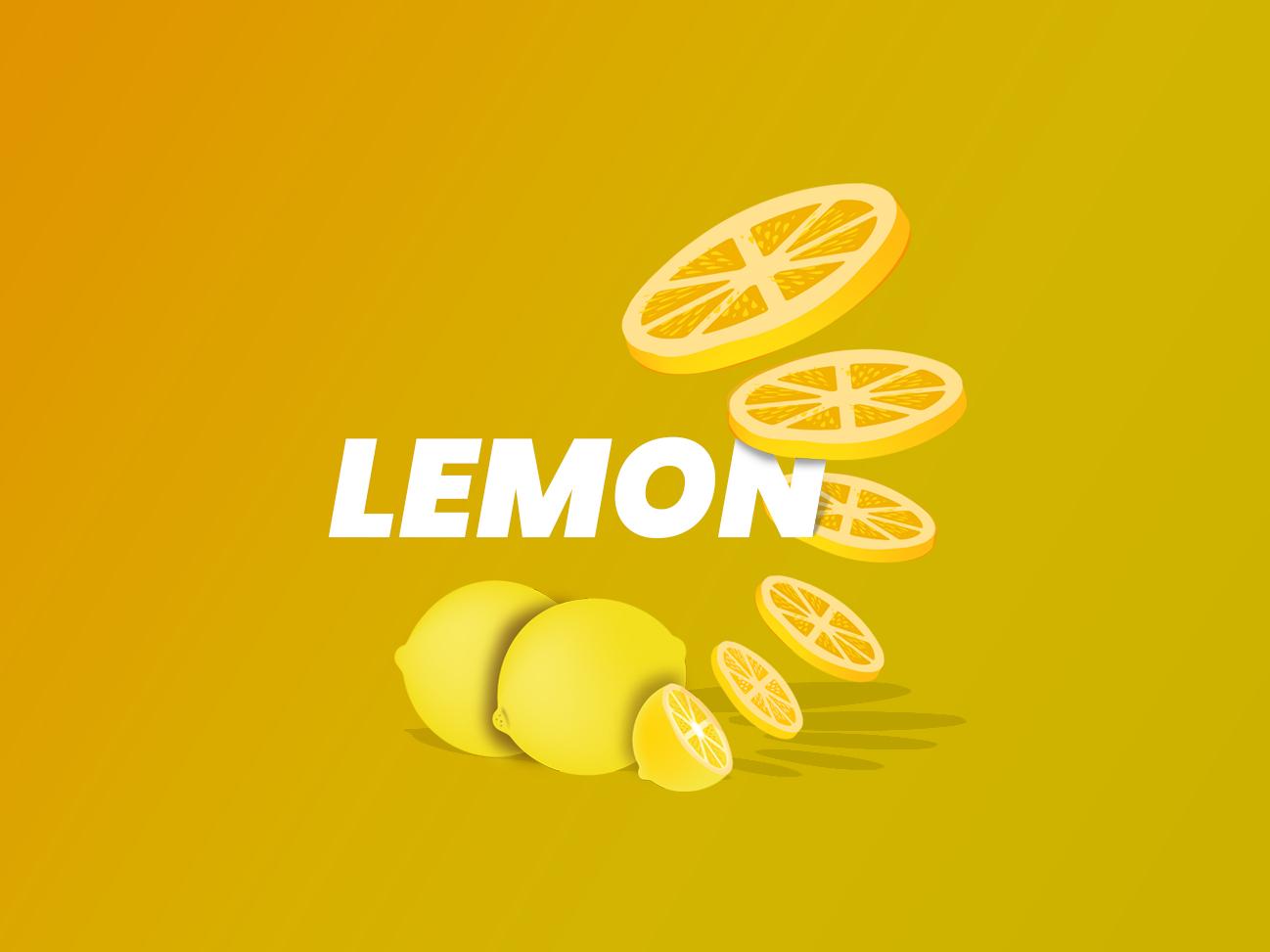 Lemon Design lemon design shots behance dribbble adobe icon illustration app typography cartoon procreate logo photoshop vector branding wacom illustraiton sketch designer