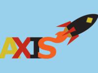 Axis - Rocket Logo