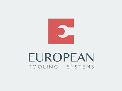 Tool logo,kerning adjustment. logo tool brand e