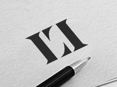 Luca Thaesler Logo branding type vector typography icon logo