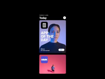 Daily UI #005