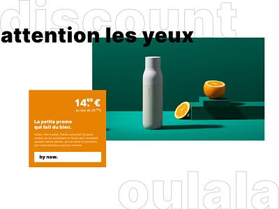DAILY UI#036 orange is the new black promo colors color identity branding dailyui web ui design