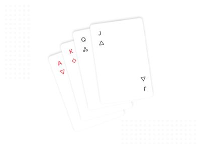Weekly Warmup - Playing Cards