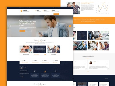 Pickton - Business Consulting Services WordPress Theme lawyers finance corporate consulting consultant coaching coaches coach business advisors accountants