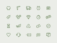 Remixshop - icon pack