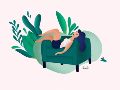 Lazy Sunday 😴