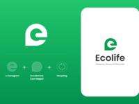 Ecolife - logo concept
