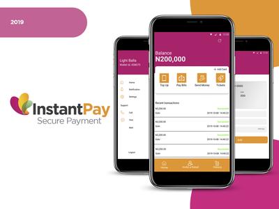 instantpay mobile payment app