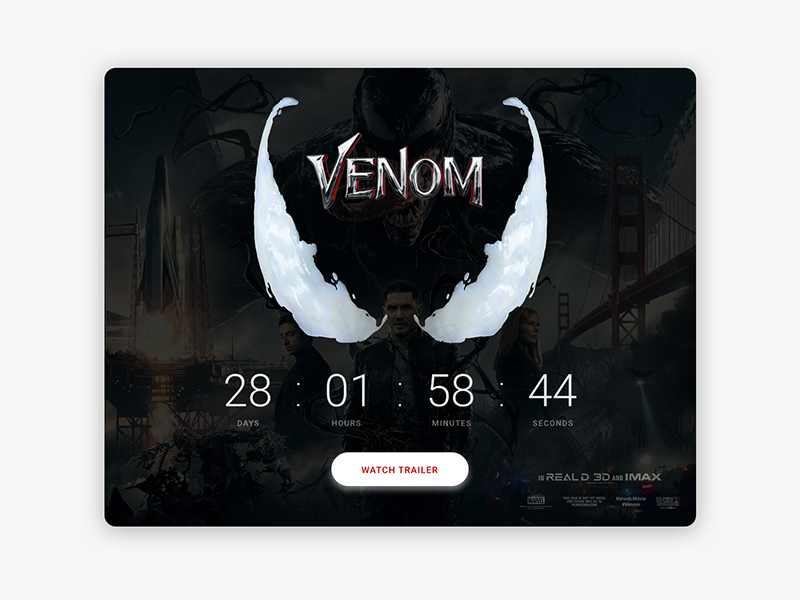 Daily UI Challenge #014 timer countdowntimer countdown dailui page 014 web uidesign ui modal dailyui