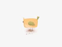 Bird VII Character