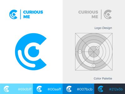 Curious Me - Logo Design