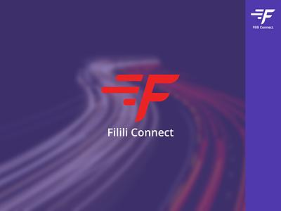 LOGO DESIGN FOR FAST SERVICE PROVIDER COMPANY logo designer logo design typography logo branding minimal