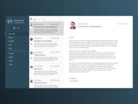 Email Platform Design