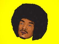 Snoop Dogg artist art concept artdirection photoshop portrait graphicdesign designer design vector pentool illustrator illustration snoop dogg