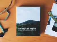 The book blurb kyoto japan cover book 19daysinjapan