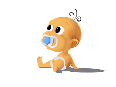 Kid chilling kidillustration characterdrawing drawing illustrator procreate procreateart babyillustration characterdesign illustrationdaily bookillustration