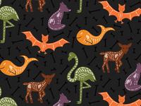 Skeleton Animals