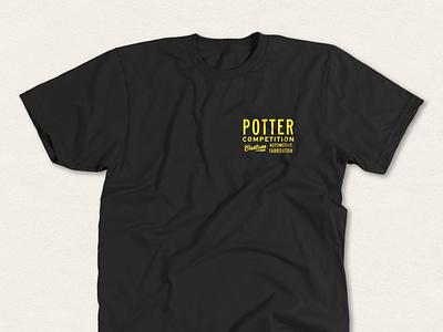 Potter Competition design fun branding type typography matt thompson graveyard