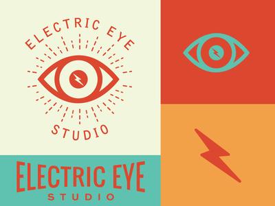 Electric Eye Studio - Branding