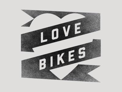 Love Bikes logo revisited coaches loupe love bikes logo branding ribbon embrace identity matt thompson