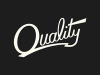 Quality Type