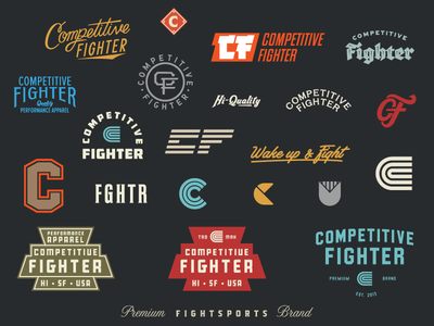 From the grave killed rejects graveyard fight type color extension logos branding