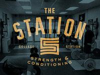 The Station - lockup
