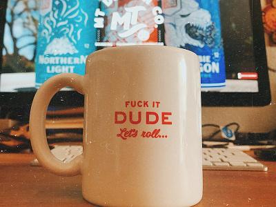 Mug Mug Mug merch mug coffee matt thompson