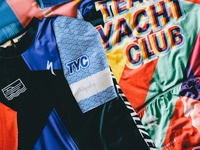 Team Yacht Club x Rapha