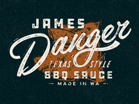 James Danger T-shirt