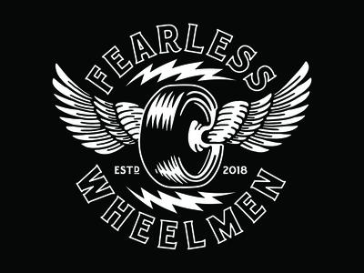 Fearless Wheelmen // Winged Race Wheel