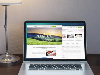 Hotel Záhoří | Website