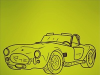 Automobile Vector Design #2